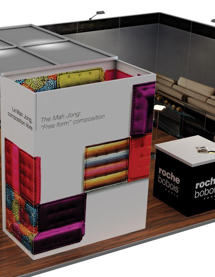 Sodem system concepteur de stand d 39 expo et de mat riel d for Concepteur de stand