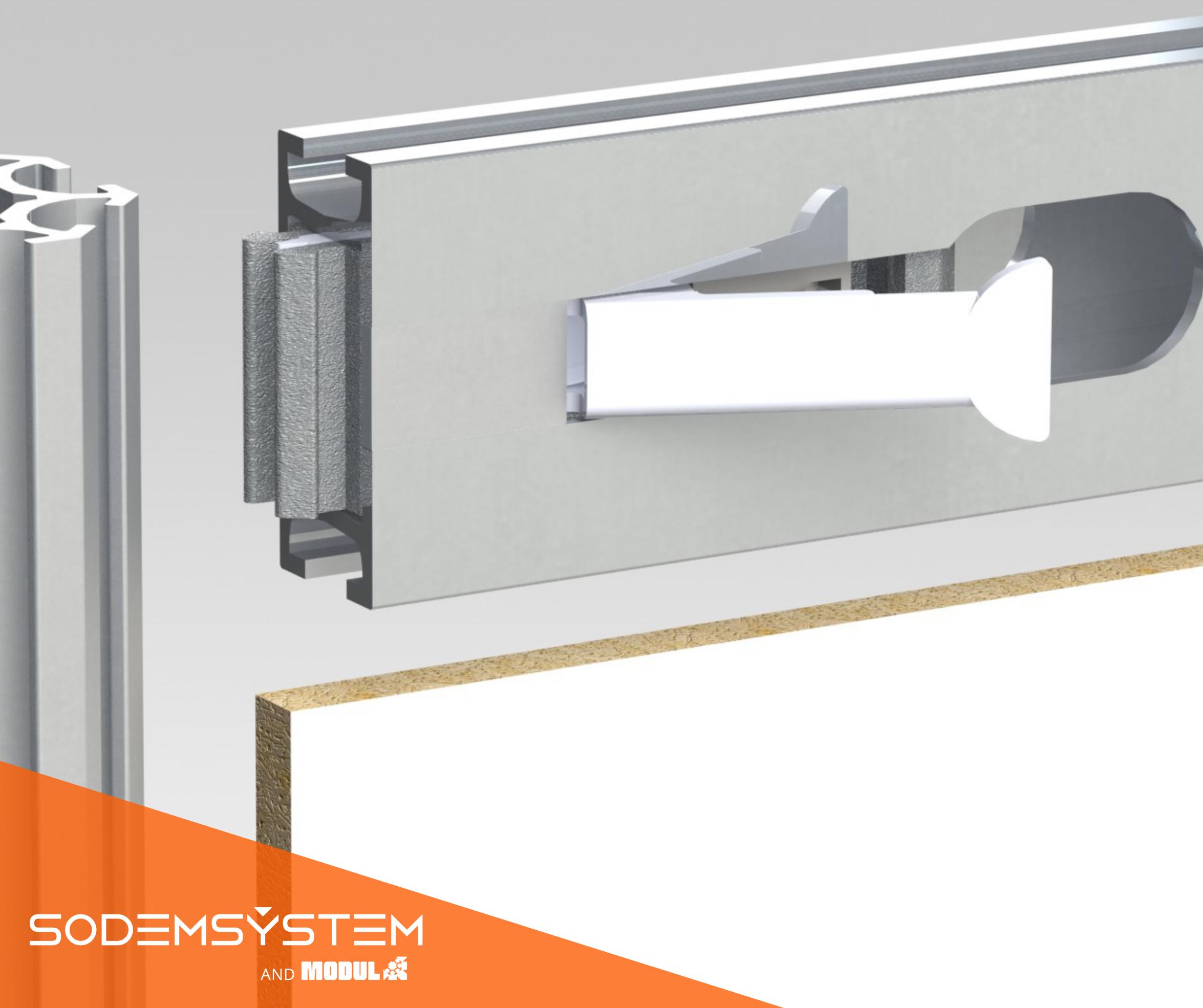 Pince FLX Sodem System